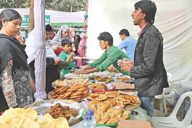 By jpup the organisation has been holding the mela since 1999 fairs