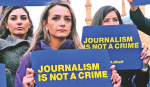 'Devil encouraged Jazeera journos'