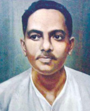 60th death anniversary of Jibanananda Das today