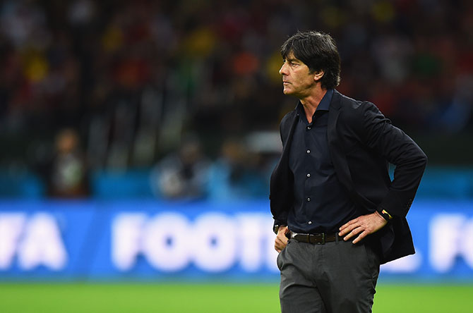 Joachim Low. Photo: Getty Images