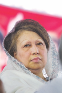 HC clears way for graft trial of Khaleda