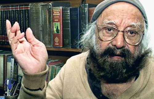 Khushwant Singh. Photo: Reuters