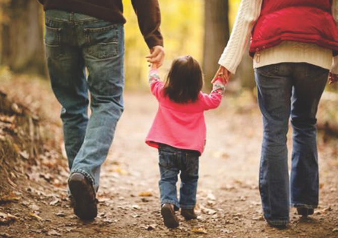 Take kids for a nature walk | The Daily Star
