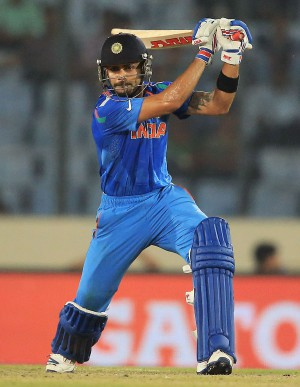 Virat Kohli once again showed he is the lone all-season cricketer. Photos: Star File