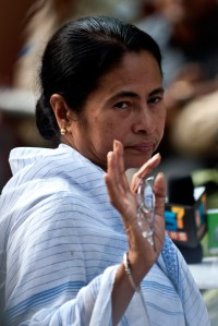 Mamata escapes hotel room fire