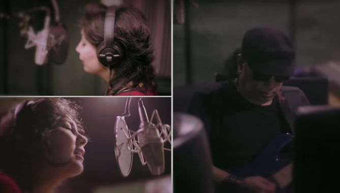 Mehreen joins forces with AB for Women's Day song