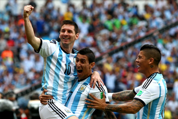 Messi magic powers Argentina to 3-2 win over Nigeria