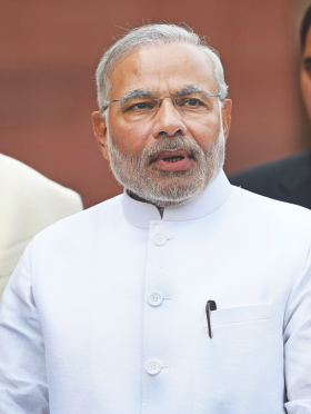 Modi accused of breaching diplomatic norms in Nepal