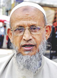 Mufti Izhar, son charge-sheeted