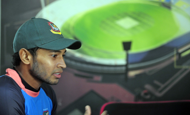 Mushfiq vows his best after losing ODI captaincy