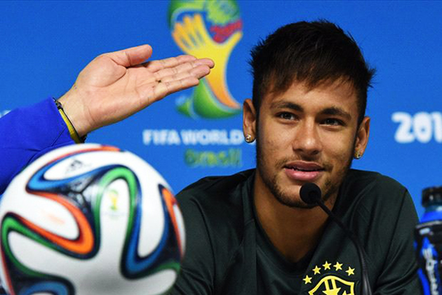 Neymar: Getty Images