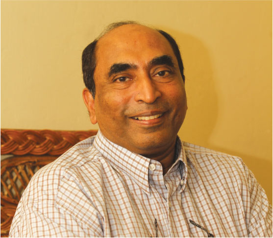 Niaz Rahim, the Chairman of CZM, first introduced the institutionalized approach of zakat collection and management system for poverty alleviation. Photo: Prabir Das