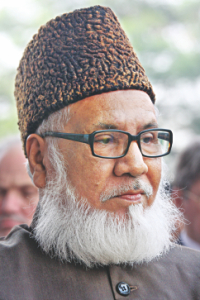 Nizami appeals to SC against death penalty