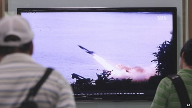 North Korea has recently carried out a series of missile tests