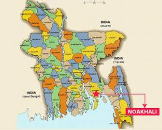 'Robber' killed in Noakhali 'shootout'