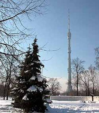 Ostankino the magnificent