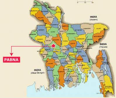 UP member shot dead in Pabna