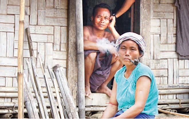 Members of different ethnic groups of the Chittagong Hill Tracts have become strangers in their own land. Photo: Anurup Kanti Das