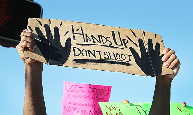 The Ferguson Sign