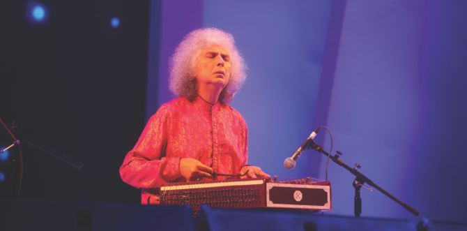 'A Raga is like a lifetime of tapashya' -- Pandit Shivkumar Sharma