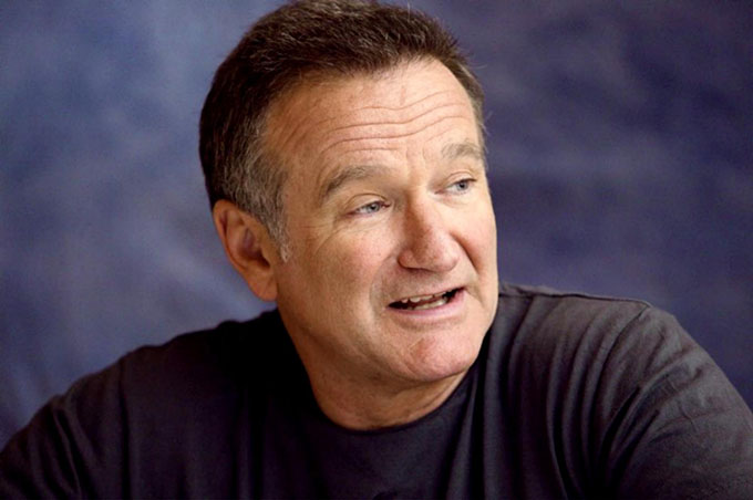 Robin Williams' suicide was not planned