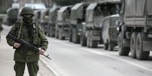 Tensions between Russia and Nato countries are high over the ongoing conflict in Ukraine