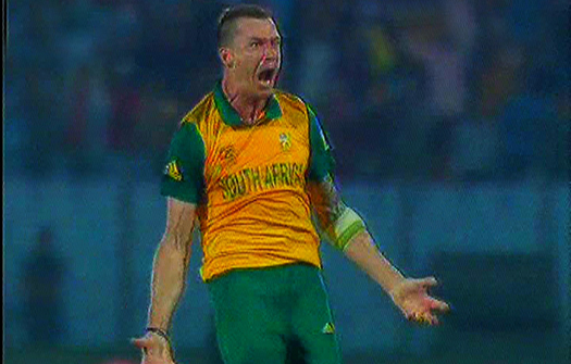 Steyn breaks Kiwis' heart