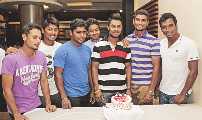 Sabbir's chance at hand