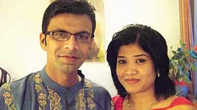 A file photo of Sagor Sarowar and Meherun Runi
