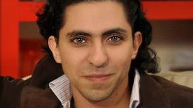 Badawi's sentence was increased after he appealed against an earlier verdict. Photo: BBC