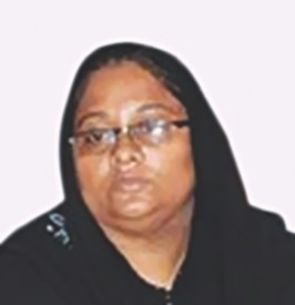 Slain Nazrul's widow elected ward councillor