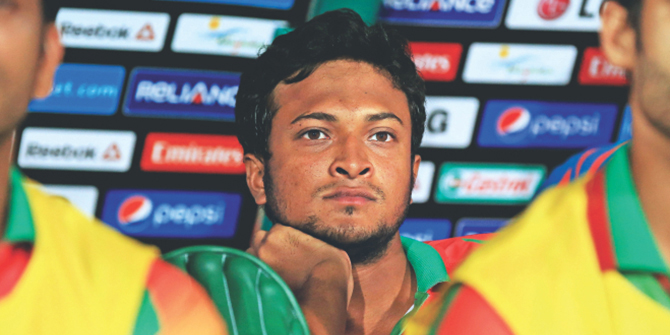 Shakib appeals for curtailing penalty