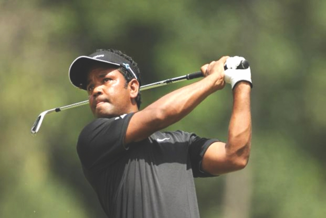 Siddikur Rahman, the flag-bearer of Bangladesh golf, claimed his second Asian Tour Title when he beat SSP Chowrasia and Anirban Lahiri of India by a single stroke in a tense final day of the Hero Indian Open at the Delhi Golf Club on November 10.
