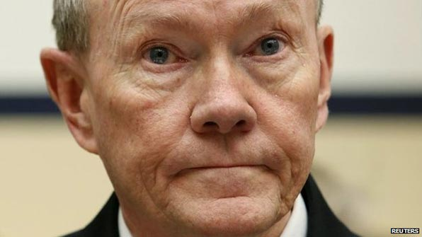 "Gen Dempsey said the ""vast majority"" of documents were ""related to our military capabilities, operations, tactics, techniques and procedures"""