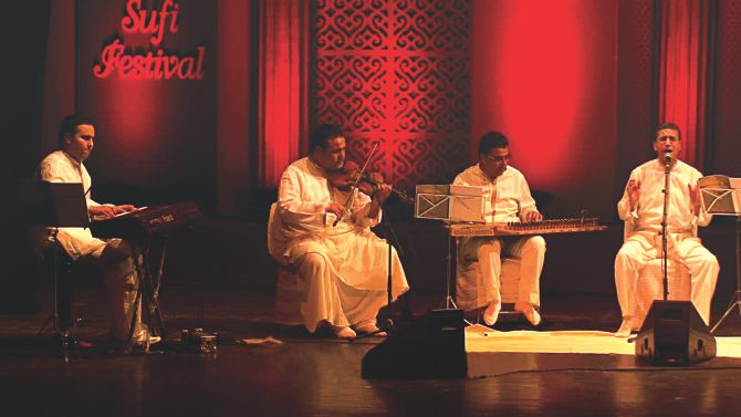 Curtains rise on Sufi Fest today