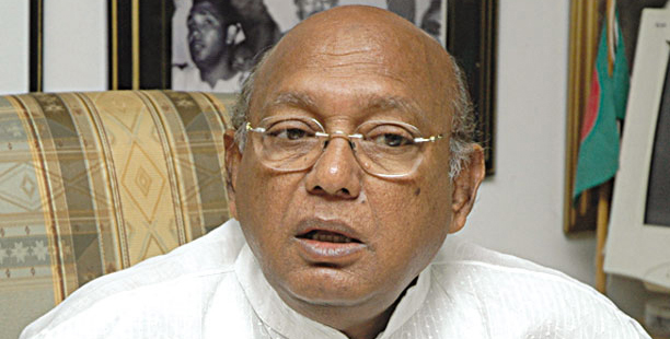 Commerce Minister Tofail Ahmed. Star file photo