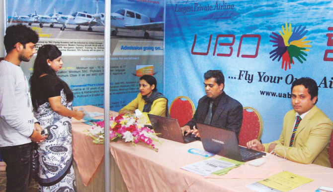 Enthusiasm over tourism fair in Chittagong