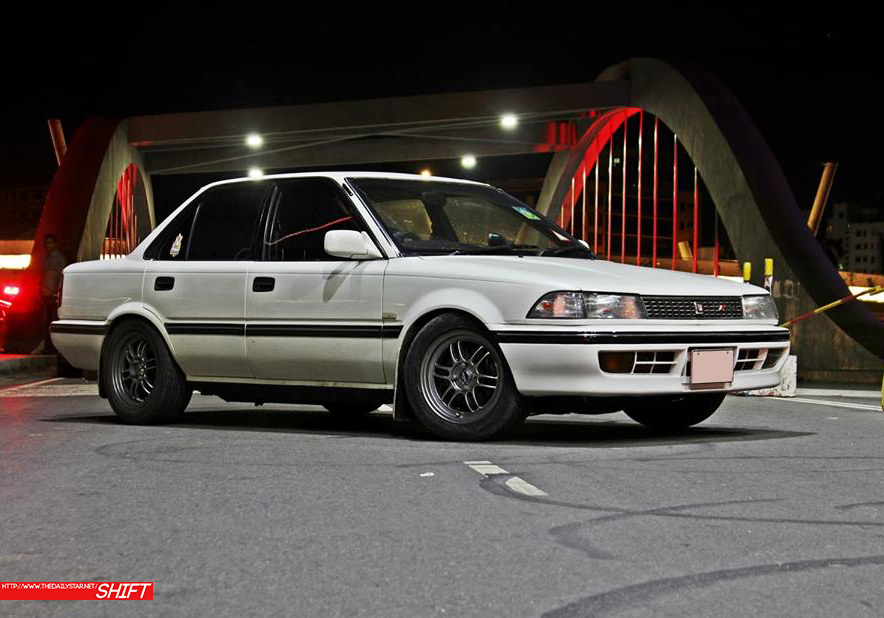 Town And Country Toyota >> Blood brother Toyota Corolla 90 | The Daily Star