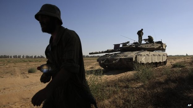 News of the latest ceasefire comes nearly a month into Israel's operation against Hamas in Gaza