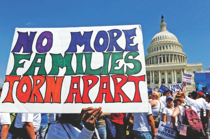 Obama-House row deepens over illegal immigrants