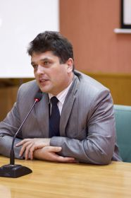 Vladimir Nechaev , rector of Sholokhov Moscow satte university for the Humanities