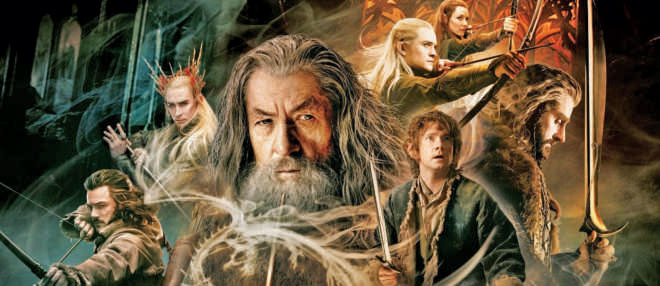 MIDDLE-EARTH GOES TO WAR!