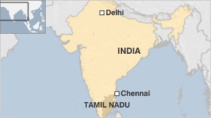 Twin blasts hit India express train