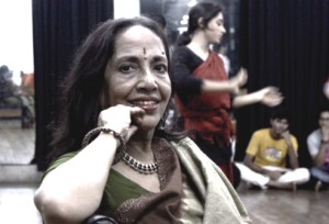 Minu Haque, dancer and freedom fighter. Photo: Zahedul I Khan