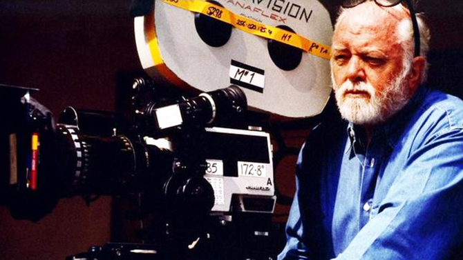 Lord Attenborough's career spanned six decades. Photo: BBC
