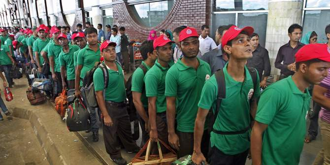 Bangladeshis among migrant workers exploited in UAE: HRW