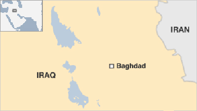 23 killed in Baghdad series bomb blast