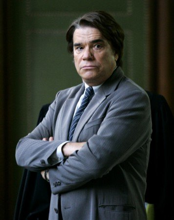 Bernard Tapie bought Olympique Marseille football club and Adidas before going into politics