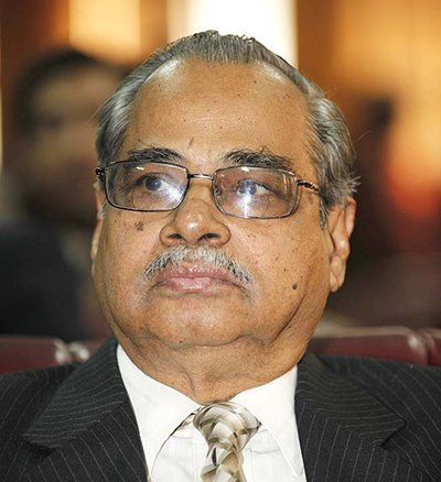 Chief Election Commissioner (CEC) Kazi Rakibuddin Ahmad. Photo: Star file