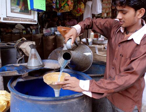 Delhi first kerosene-free Indian city